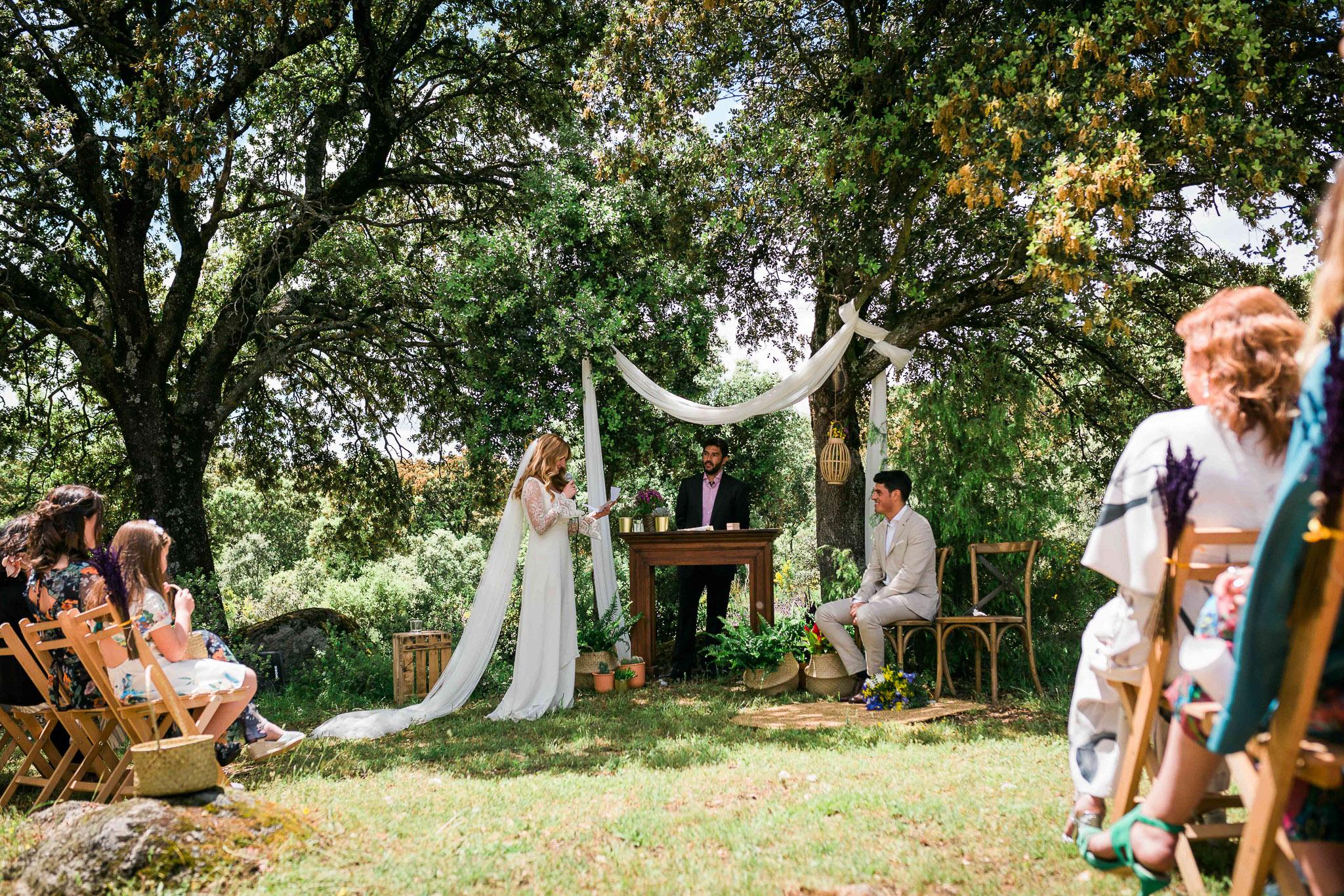 boda en finca el bosquecito