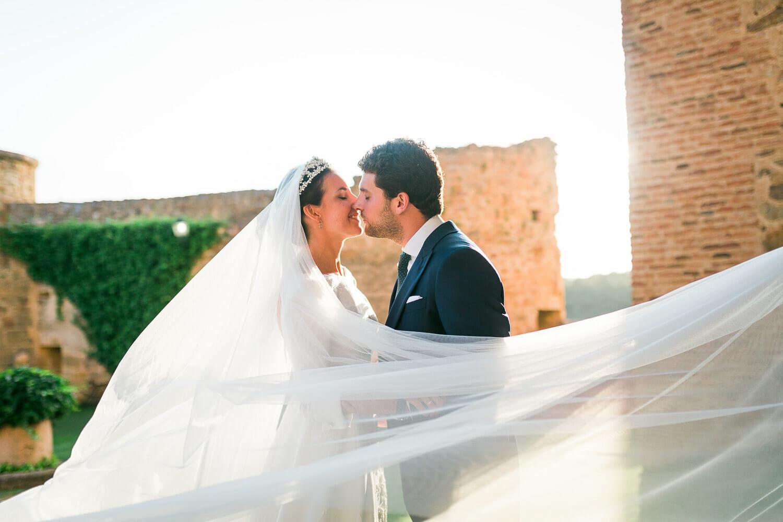 boda en el castillo de pedraza