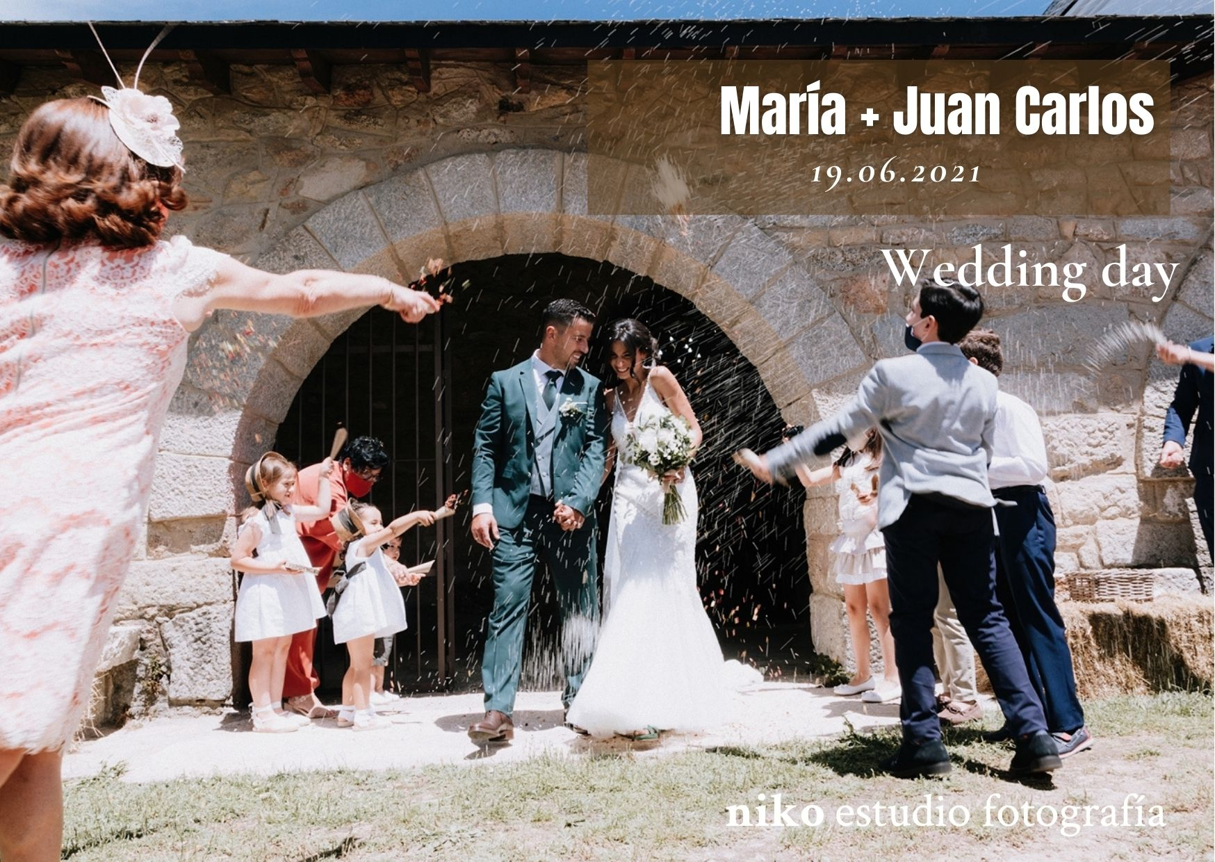 boda en cercedilla